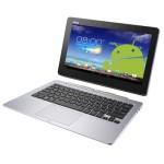 """ASUS TX201LA-CQ004P - Portátil táctil de 11.6"""" (Intel Core i5 4200U, 4 GB de RAM, 500 GB de disco duro, Intel HD Graphics, Windows 8), Gris - Teclado QWERTY español"""