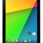 "ASUS Nexus 7 (2013) - Tablet de 7 "" (WiFi, 16 GB, Android Jelly Bean 4.3) negro (Importado de Italia)"