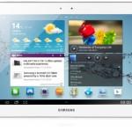 "Samsung Galaxy Tab 2 10.1 - Tablet (1 GHz, 1 GB, 32 GB, Flash, microSD (TransFlash), 256.5 mm (10.1 "")) (importado)"