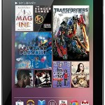 "ASUS Nexus 7 1B015A T30L - Tablet PC de 7"" (WiFi, 16 GB)"