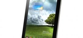 ASUS Fonepad 7, Tableta HD de 7 pulgadas con llamadas 3G y dos altavoces frontales